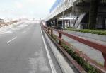 港澳码头行车天桥及连接车道重铺沥青路面工程 - 新闻局