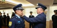 治安警察局举行警务总长及警司晋升仪式 - 新闻局