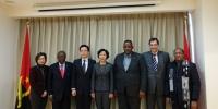 中葡论坛(澳门)常设秘书处访问北京 - 新闻局