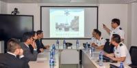 香港水警到访澳门海关交流海域警务管理经验 - 新闻局