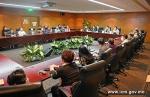 庙宇消防管理工作会议举行 呼吁各庙宇为防疫考虑今年停办上头炷香活动 - 文化局
